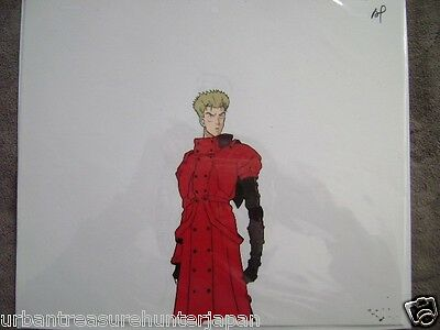 Trigun Vash The Stampede Anime Production Cel 3