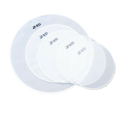 Z-ED Mesh Drum Heads Set LA Fusion Rock Format