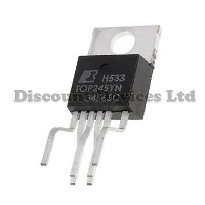 TOP245Y High Voltage PWM Switching Power Supply MOSFET IC /Energy Efficient
