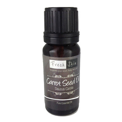 10ml Carrot Seed Pure Essential Oil - 100% Pure, Certified & Natural