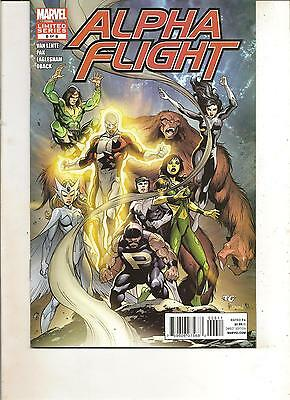 ALPHA FLIGHT #6 of 8 (2012) MARVEL COMICS