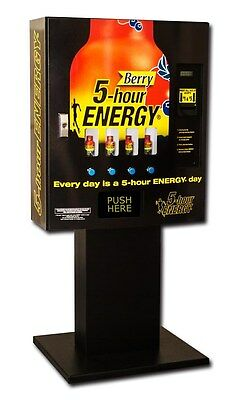 5 hour energy vending machine drink machine energy shot machine vending
