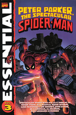 Marvel Essential Peter Parker Spectacular Spider-Man Volume 3 new & unread TPB