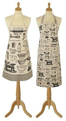 Ulster Weavers Baking Baker PVC or Cotton Kitchen Apron