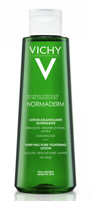 Vichy NORMADERM Purifying Pore-Tightening Toner Lotion 200ml For Acne Prone Skin