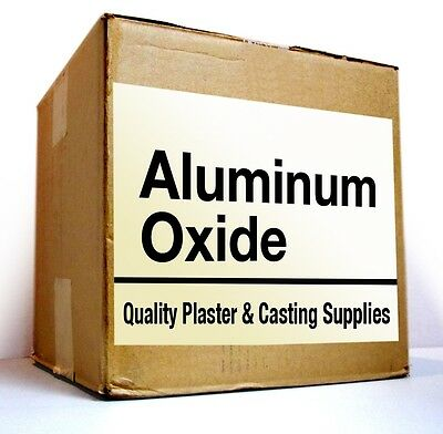 DENTAL  GRADE ALUMINUM  OXIDE   50 micron     20 Lbs for  $56     FREE SHIPPING
