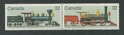 CANADA # 1037a MNH STEAM LOCOMOTIVES, COUNTESS OF DUFFERIN