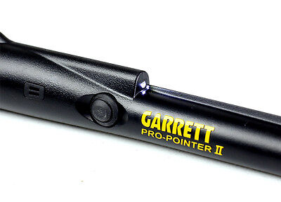 Garrett Pro Pointer II Metal Detector Pinpointer Probe FREE EXPEDITED SHIPPING