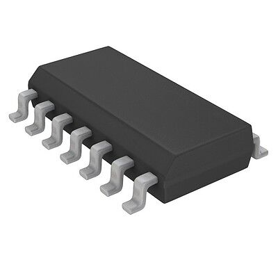 Fairchild 74F86SCX 2-Input Exclusive-OR Gate, 74F86D, SOIC-14, Qty.10
