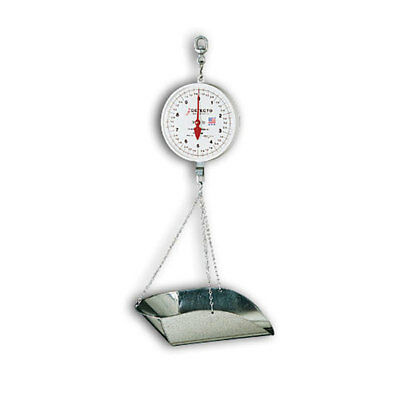 Detecto MCS-40P Scoop Scale-40-lb capacity