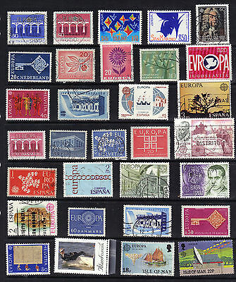 EUROPA Thematic Stamp Collection REF:B558