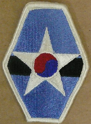 Us Army Combined Field Patch Full Color
