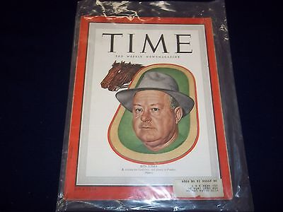 1949 MAY 30 TIME MAGAZINE - BEN JONES - GREAT FRONT COVER - D 1868