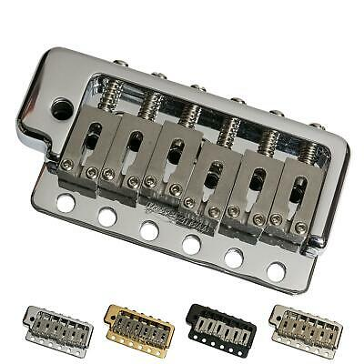 Wilkinson Tremolo WVPC-SB For Stratocaster Guitar - Steel Block & Saddles