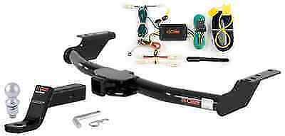 Curt Class 3 Trailer Hitch Tow Package for Toyota FJ Cruiser