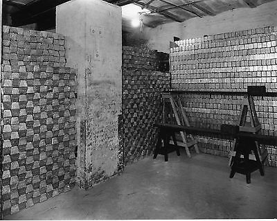 Vault With Gold Bars 8 x 10 GLOSSY Photo Picture