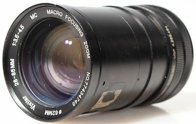 28-85MM F/3.5-4.5 LENS FOR CANON FD