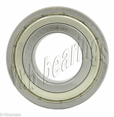 50mm OD 72mm Width 12mm 61910-2RZ Radial Ball Bearing Double Shielded Bore Dia