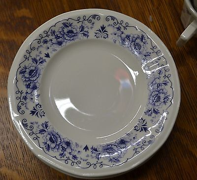 Clinton Inn DESSERT PLATES Iroquois Ford Museum Collection  sold individually