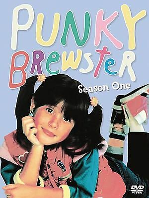 Punky Brewster Season One (DVD 4-Disc) DISCS ONLY NO CASE NO ART EXCELLENT COND