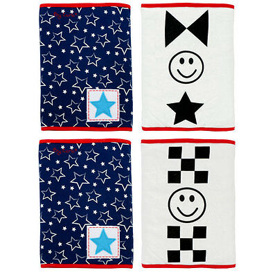 By Carla Little Stars Bumppies, 4 Pack