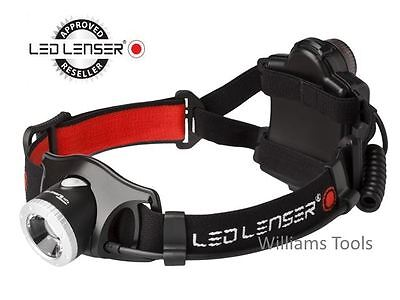 LED Lenser H7R.2 Rechargeable Head Lamp Torch Joggers Cycling Hiking  Fishing 72
