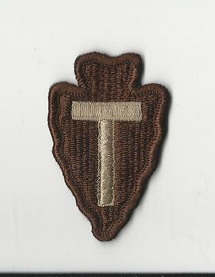 Us Army Patch - 36Th Infantry Division - Desert