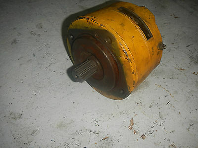 Mico 13547 Hydraulic Actuated Brake