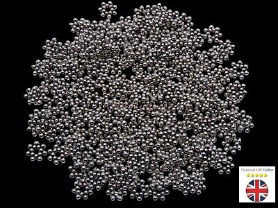 100 x 6mm Tibetan Silver Daisy Spacer Beads Bead Jewellery Craft Findings W106