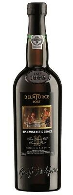 (26,03€/l) Delaforce His Eminence`s Choice 10 Years Port Portwein 20% 0,75l Flas