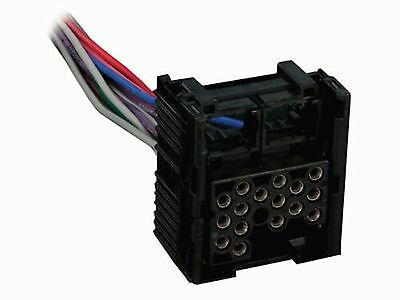 NEW WIRE HARNESS for JENSEN CD3610 player - $14.50   PicClick Wiring Jensen Harness Stereo Car Mp Bt on