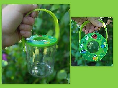 GIANT Insect Bug Viewer Magnifying Pot Bundles Inc Small Bug Pots Available