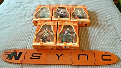 NSYNC On Tour 2000 Collector's Edition Action Figures (Justin Timberlake)