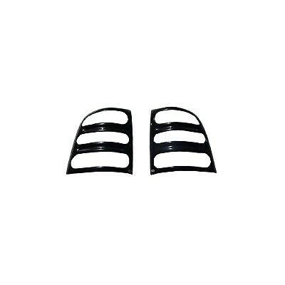Auto Ventshade AVS 36225 Black Horizontal Slot Taillight Covers for Ford F-150