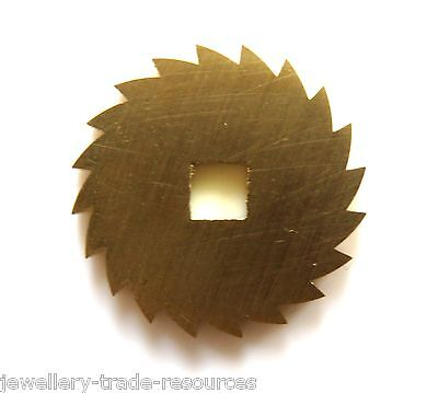 21mm Diameter REPLACEMENT BRASS CLOCK WINDING RATCHET WHEEL SPARES REPAIRS PARTS