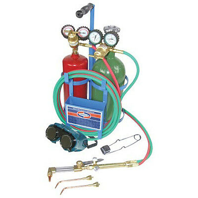 Ez-Flo 42230 Uniweld Oxyacetylene Welding, Brazing and Cutting Kit without Tanks