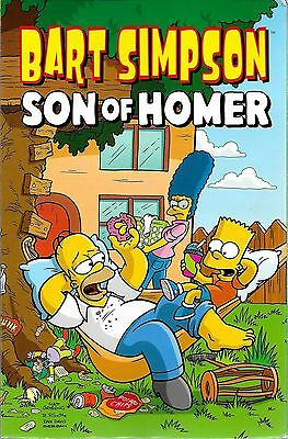 BART SIMPSON: SON OF HOMER Softcover