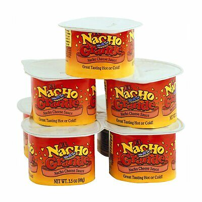 Nachos Portion Control Cheese Packs