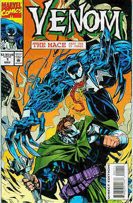 Venom: The Mace # 1 (of 3) (Liam Sharp) (USA, 1994)