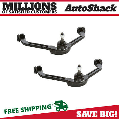 2pc Front Control Arm Ball Joint Assembly Pair Set For 2002-2007 Jeep Liberty