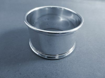 Watson Sterling Banded Napkin Ring(S)