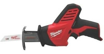 New Milwaukee 2420-20 12 Volt Cordless Reciprocating Saw Hackzall  M12 Sale