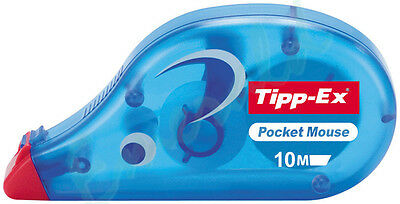 1 x Tipp-Ex Correction Roller Tape Tippex Wizard Mouse - Same Day Dispatch