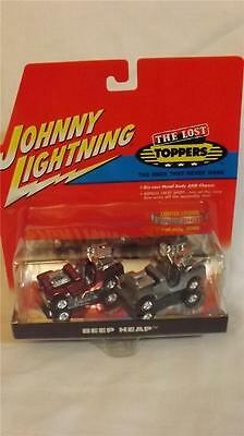 Johnny LIghtning The Lost Toppers Beep Heap Limited Edition First Shot 1 of 2000