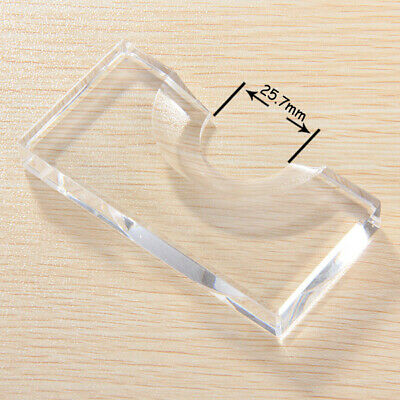 Clear Acrylic Crystal Position Marker for Pool Table Snooker Balls Referee Ball