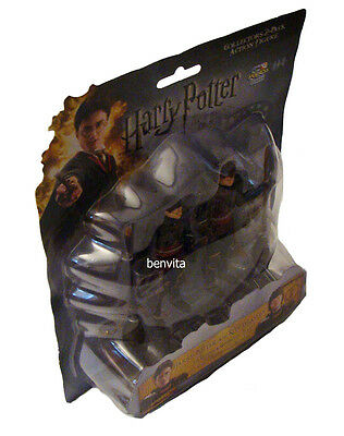 Harry Potter Halbblutprinz Quidditch Team Harry & Ron 9 cm Figuren Popco 4+ Neu