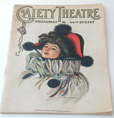 Gaiety Theatre Program 1932 Aren't We All Leslie Howard