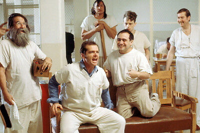 One Flew Over The Cuckoo'S Nest 24X36 Poster cast