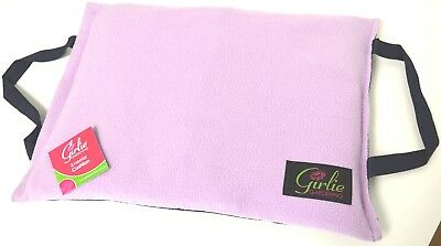 Girlie Gardening Lilac Kneeler Cushion Cover