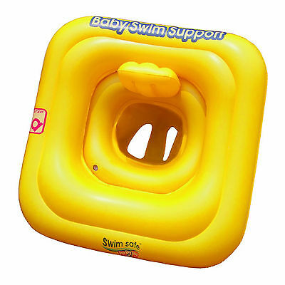 Baby Swim Seat Bestway Safety Float Ring Inflatable Pool Toddler Support 1-2yrs